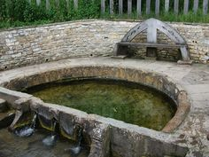 The Holy Well, Southam  near to Southam, Warwickshire, Great Britain