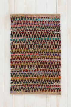 Magical Thinking Woven Jute Rug