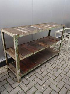 Industrial Davidowski European Antique Pine Furniture wholesale Holland