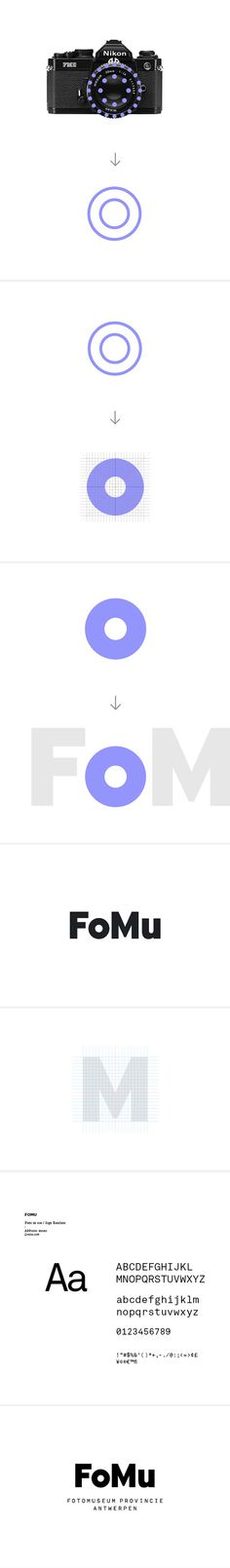 FoMu - Museum of photography - Antwerp on Behance
