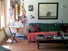 A Teeny-Tiny Art Studio in Asheville — Favorite Room