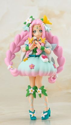 главная фотография Mahou Tsukai Precure! Cutie Figure: Cure Felice