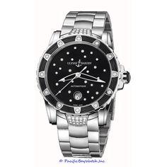 Ulysse Nardin Lady Marine Diver Starry Night 8153-180E-7C/22