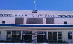 Miami City Hall, formerly the Pan Am Seaplane Terminal, Miami, FL via Amplification, Inc. Social Media Marketing http://www.findyourpolicy.com/
