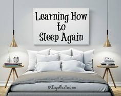 If you're not a great sleeper, the details matter and make such a difference. These simple tips for learning how to sleep have been helping me so much.
