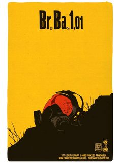Comic Book Artist Turns Breaking Bad Episodes Into Killer Posters | Underwire | Wired.com