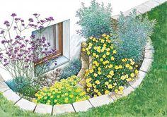 holzzaun terrasse dichtzaun bauen betonmauer vertikaler. Black Bedroom Furniture Sets. Home Design Ideas