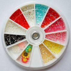 40 Sew On Flatback 20mm Crystal Acrylic Rhinestone Jewel//Trim//Sewing E71-Round