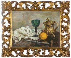 P Konchalovsky The green glass ed sm