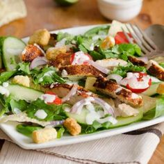 Warm Potato and Mackerel Salad. A delightful spring salad warm potatoes in a light horseradish dressing come together with mackerel beetroot and walnuts. Chicken Salad Ingredients, Chicken Salad Recipes, Healthy Salad Recipes, Seafood Recipes, Mexican Food Recipes, Ethnic Recipes, Chicken Tacos, Healthy Snacks, Bbq Salads