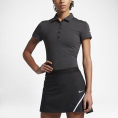 Incredible Stylish Women's Golf Clothing Ideas. Ravishing Stylish Women's Golf Clothing Ideas. Polo Shirt Outfits, Polo Outfit, Girls Golf, Ladies Golf, Womens Golf Polo, Golf Wear, Golf Fashion, Ladies Fashion, Fashion Men