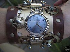 steampunk braclet watch ZDZM2 54