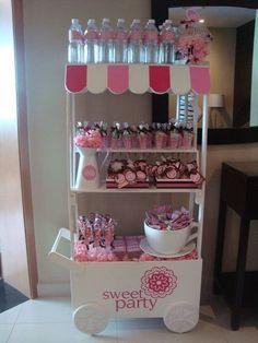 Ideas para decorar mesas de dulces para fiestas -