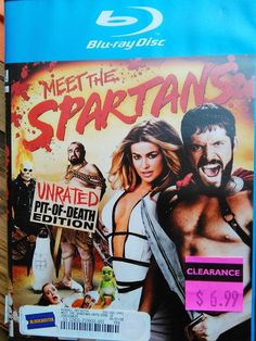meet the spartans unrated online