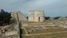 Mayapan Monument Valley, Building, Maya, Nature, Travel, Architecture, Art, Naturaleza, Viajes