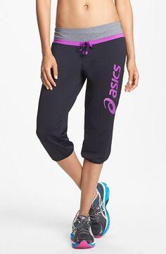 7a9d5cb75ee2 ASICS®  Duhan  Capri Pants