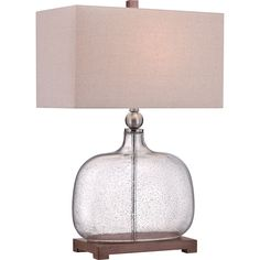Quoizel Brookmont 1-light Table Lamp