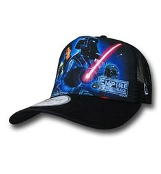 Star Wars Empire Characters 9Forty Trucker Cap