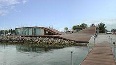 Maritime Youth House by JDS Architects + BIG - Bjarke Ingels Group