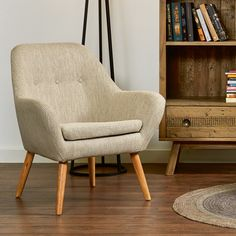 Elden Occasional Chair - Armchairs - Upholstery
