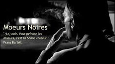 Black Manners, French blog about noir literature