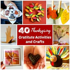Thanksgiving is a wonderfultime of year to remember to be grateful for what we have. These thankful activitiesand crafts provide an easy way for families to cultivate an attitude of gratitude. Use these fun ideas to decorate and fill your home with thankfulness this holiday season