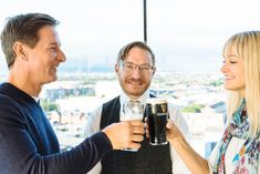 Seven Things You Never Knew About St Patricks Day | Dublin Guinness Storehouse    On an average day, 5.5 million pints of Guinness are consumed across the world. But on St. Patrick's Day, this figure increases to over 13 million pints.