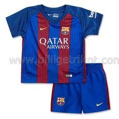 FC Barcelona Heim trikot 2017 Kinder €16.9