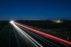 Free Image: Highway at Night | Download more on picjumbo.com!