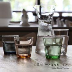 iittala / Kartio series Crystal Vase, Waterford Crystal, Vintage Tableware, Cup Design, Kitchen Items, Kitchen Accessories, Scandinavian Design, Pint Glass, Glass Bottles