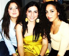 Beautiful Turkish Girls From Ufuk University