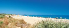 Les Sablons Campsite - With direct easy access to a lovely large gentle shelving beach Les Sablons is a great campsite for families to relax, swim and have fun.