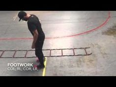 3 Volleyball Specific Footwork Drills - YouTube