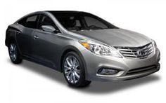 New Hyundai Azera sedan is a strong-looking mid-sizer.