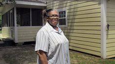 Scars Of Katrina Slow To Heal For Mississippi Gulf Coast : NPR