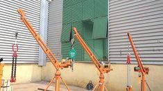 Crane, Construction, Mini, Building