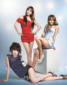 '처음처럼' '현아·구하라·효린이 등장했네요~풋풋함과 발랄함~ 매력적이네요*^^*   소주, soju, 처음처럼, 한국 술, korean drink, 알칼리 환원수로 만든 깨끗한 술♥