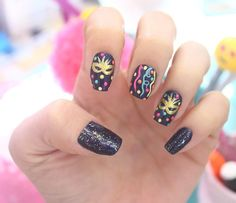 Jana Taffarel ensina como fazer desenhos incríveis para se jogar na folia Edgy Nail Art, Edgy Nails, Stylish Nails, Theme Carnaval, Magic Nails, Dinners For Kids, Kids Nutrition, Winter Nails, Party Cakes