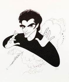 Al Hirschfeld ~ David Copperfield
