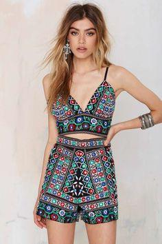 Glamorous Embroidery