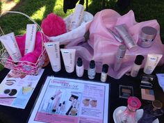 Mary Kay Skin Care booth display. Visit me, Maude at www.marykay.com/mgorman43