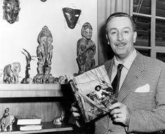 Walt and Treasure Island
