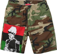 e90e18724168e Supreme Garvey camo shorts size L Large SS13 new bape CDG comme des garcons  #Supreme