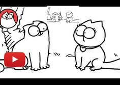 Smitten – Simon's Cat (A Valentine's Special)