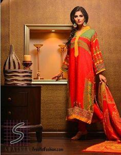 Naqash Eid ul Azha Dress Collection 2013 For Women by Shaista 1 Naqash Eid ul Azha Dress Collection 2013 For Women by Shaista