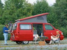 Volkswagen California Advantage by Westfalia (T4) '1999–2000