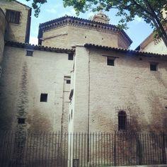 Monasterio del Santo Sepulcro de Zaragoza