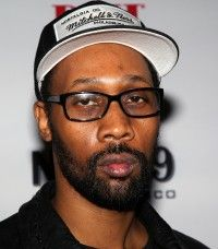 """Grammy-award winning producer/artist RZA attends BMI's """"How I Wrote That Song"""" at Key Club on February 11, 2012 in West Hollywood, California."""