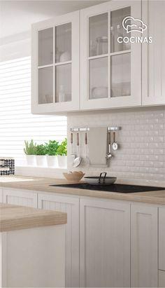 Cocinas modernas y de vanguardia. #diseño #arquitectura #diseñodeinteriores #pisosyrevestimientos #cocinamoderna
