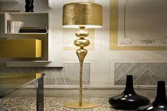 Eva Floor Lamp By Fly Design Studio for Masiero  #s #led #lighting #su #bulb $3100.00 #organic #natural #ecofriendly #sustainaable #sustainthefuture